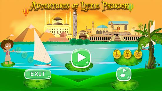 Adventures of Little Pharaoh - náhled