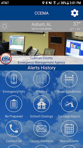 Cullman County EMA screenshot 1