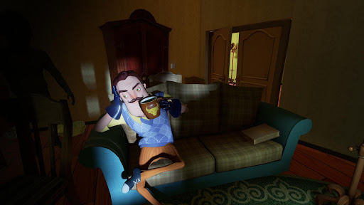 Hello Neighbor  trampa 5