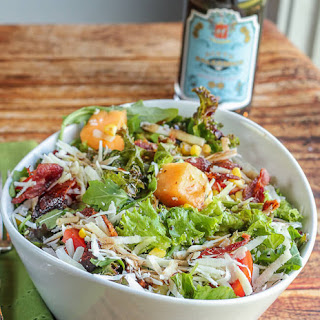 Southern Italian Style Arugula Salad.