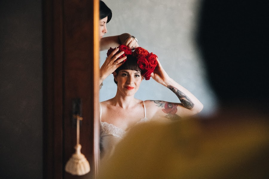 Wedding photographer Francesca Leoncini (duesudue). Photo of 12.11.2018