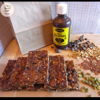Molasses Granola Bars Recipes.