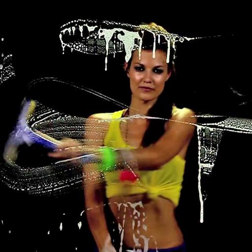 Hot Screen Washer Girl Video
