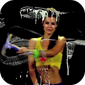Hot Screen Washer Girl Video