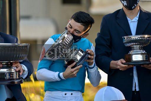 Oportunidad única y una excepción: Francisco Gonçalves aceptó ir a correr a Dubái