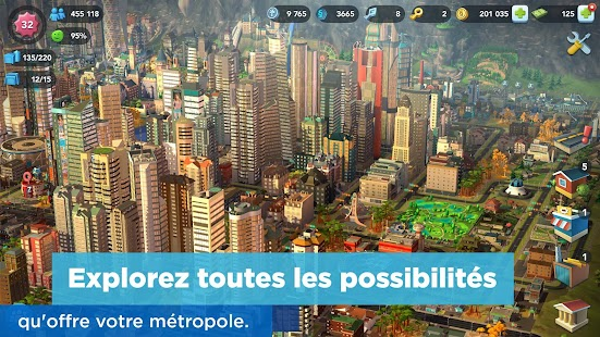 SimCity BuildIt Capture d'écran