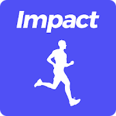 ImpactRun - Fitness + Charity. Walk - Jog - Run