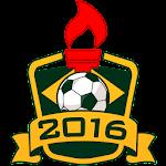 Brazil 2016 Soccer Manager Men Icon