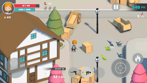 Pigeons Attack 1.1 screenshots 3
