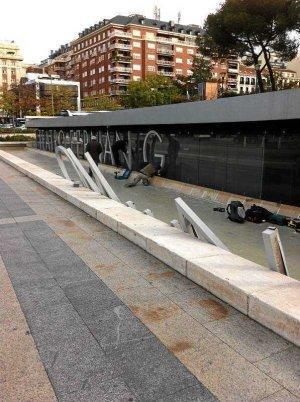 Ana Botella ordena restituir in extremis las letras del teatro Fernán Gómez    El Correo
