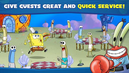 SpongeBob: Krusty Cook-Off android2mod screenshots 3