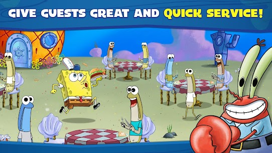 SpongeBob: Krusty Cook-Off 3