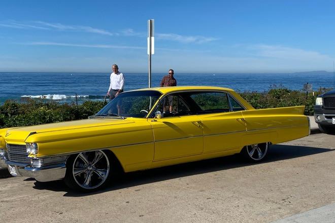 1963 Cadillac Deville Hire CA
