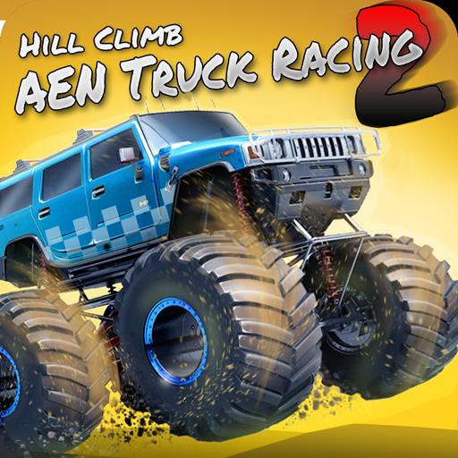 赛车游戏のヒルAENトラックレーシング2を登ります LOGO-HotApp4Game