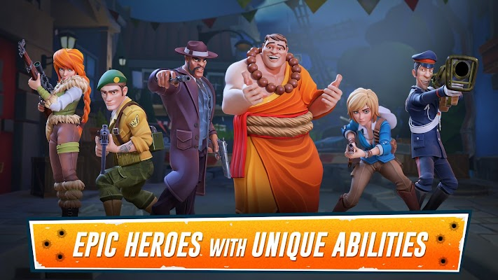 Heroes of Warland Screenshot Image