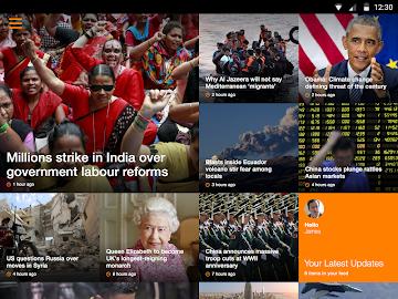 Al Jazeera English Screenshot 6