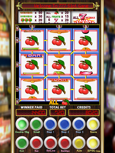 777 Fruit Slot Machine Cherry Master  screenshots 11