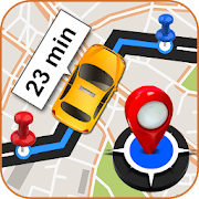 Download GPS Route Finder Free : Maps Navigation && Traffic APK for Android Kitkat