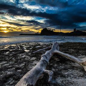 Lhok Nga #3 by Einto R - Landscapes Sunsets & Sunrises