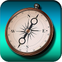 Gyro Compass : Digital Compass True North Finder icon