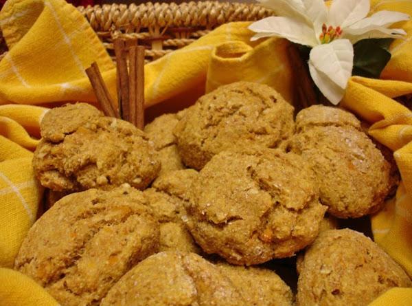 Sweet Potato Biscuits  Recipe