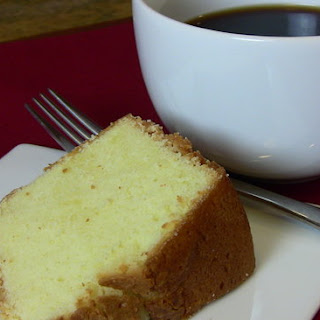 Homemade 7up Pound Cake