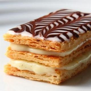 Napoleon Pastry Sheets.