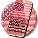 American Keyboard Pink icon