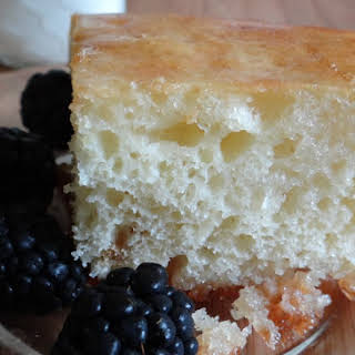 Greek Yogurt Lemon Cake.