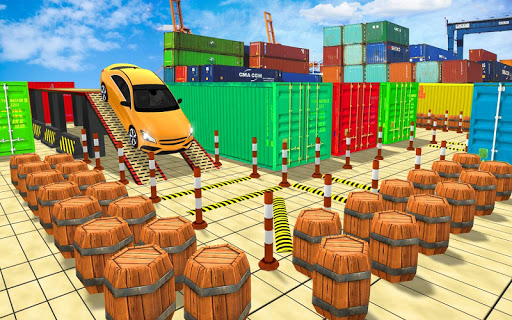 Modern Car Parking Mania : New Parking Games 2019 apkslow screenshots 13