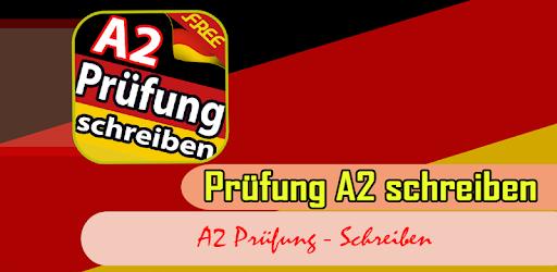 Prüfung A2 Schreiben Deutsch Google Playde Uygulamalar