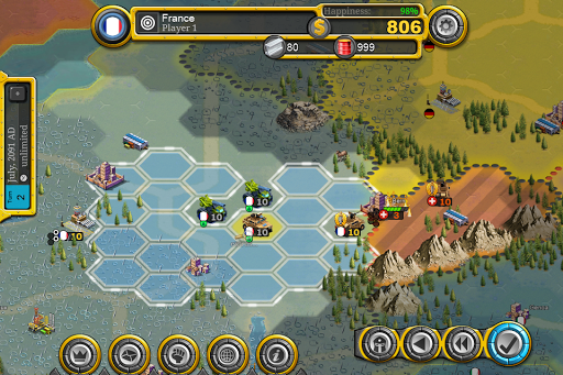Demise of Nations apkslow screenshots 8