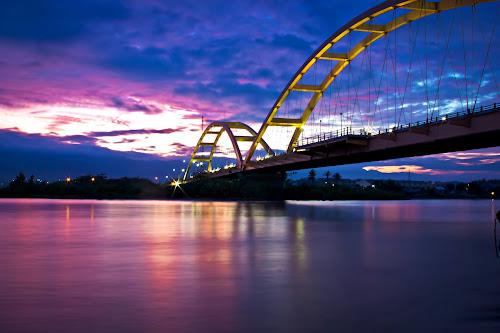tadulako bridges by Hendra De Strijders - Buildings & Architecture Bridges & Suspended Structures