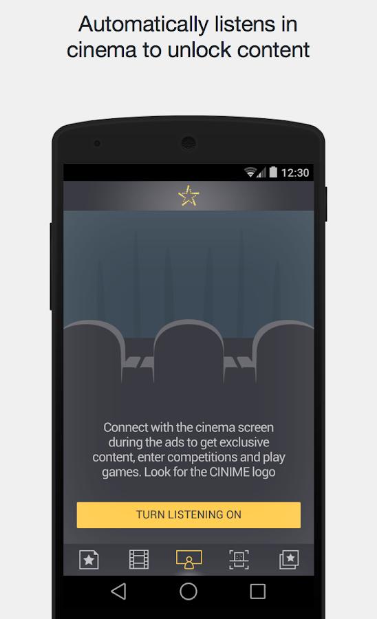 cinime - screenshot