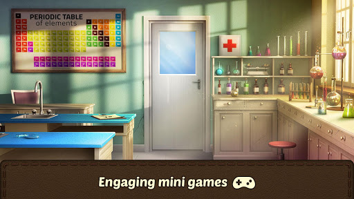 100 Doors Games 2020: Escape from School 3.5.0 screenshots 3