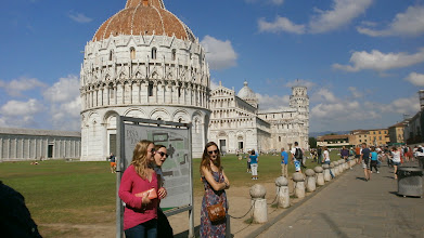 Photo: Students in Pisa