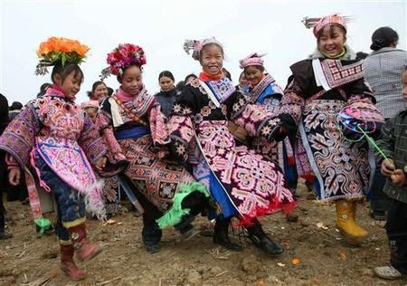 Miao – mniejszość etniczna w Chinach