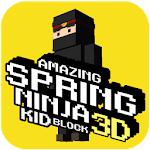 Ninja Warrior Ninjago Jump 2 Icon