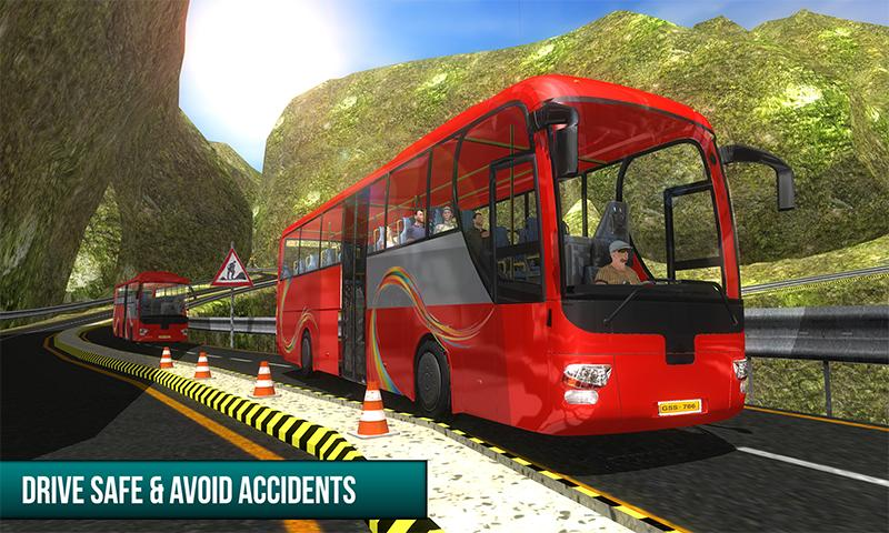Extreme Highway Bus Driver- screenshot