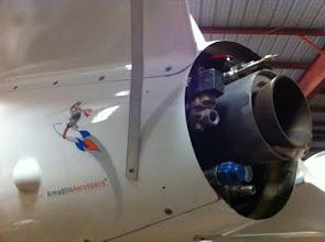 Photo: rocket plane 2