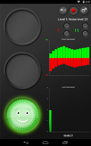 Merlin Noise Traffic Lights screenshot 4