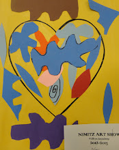 Photo: Matisse Hearts by Grade 3