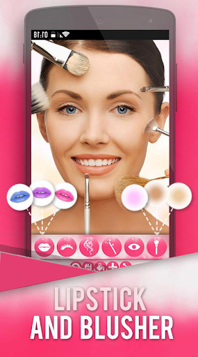 Makeup Photo Grid Beauty Salon-fashion Style 1.1 8