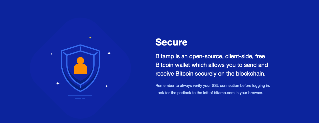 bitamp wallet open-source