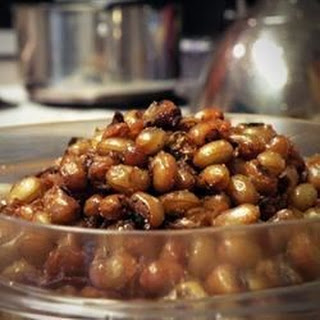 Deep Fried Black Eyed Peas.