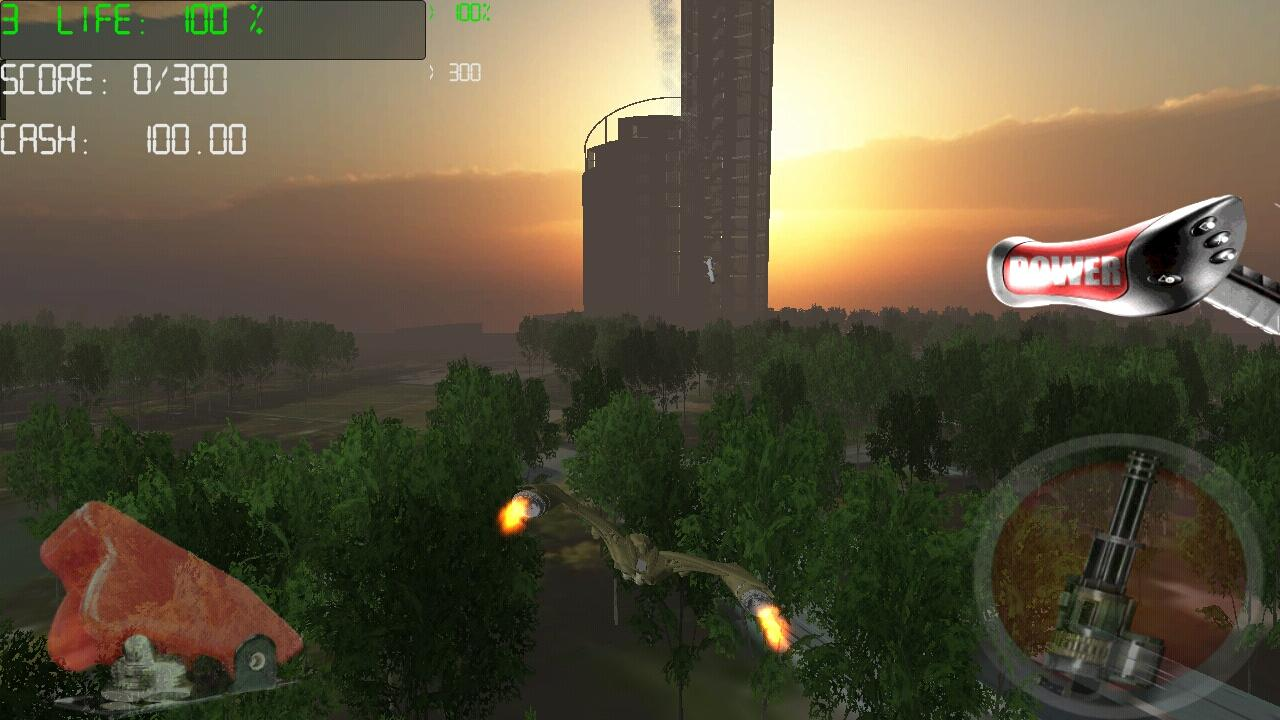 World War III-Battle of Europe- screenshot