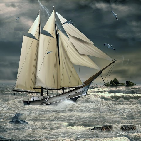 android Sea Sailing Puzzle Screenshot 0
