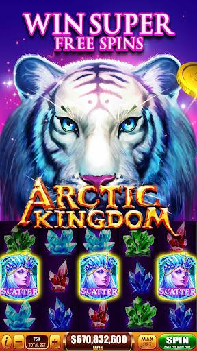 Slots! Cleo Wilds Slot Machines & Casino Games 1.06 screenshots 4