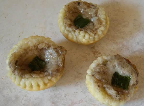 Mushroom Pate For Tarts Or Beef Welington