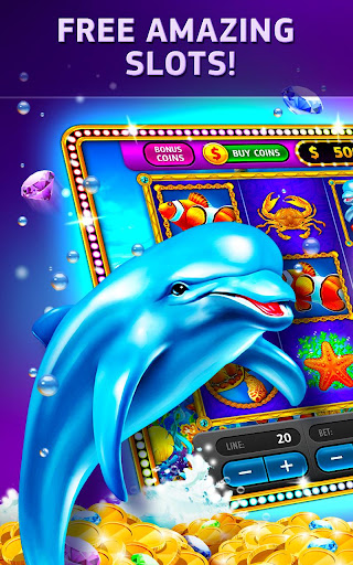 Slots Lucky Dolphin 2.69 screenshots 1